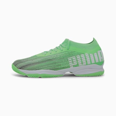 Adrenalite 1.1 Handball Shoes, Elektro Green-Puma Black-WhT, small
