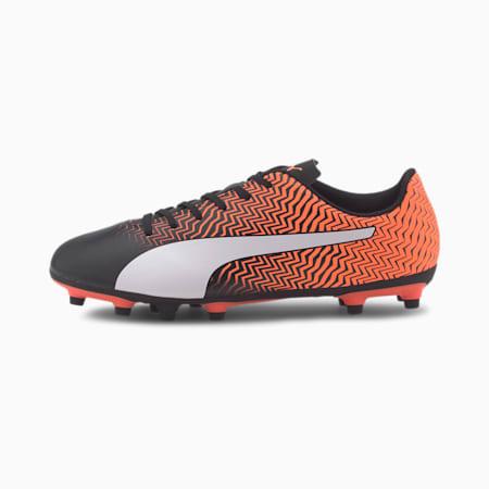 Rapido II FG Boots, Shocking Orange-Black-White, small-IND