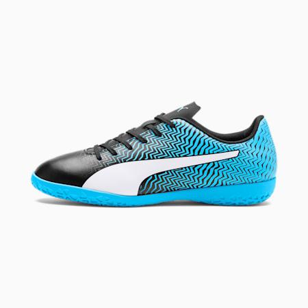 ラピド II IT サッカー インドアトレーニング, Luminous Blue-Black-White, small-JPN