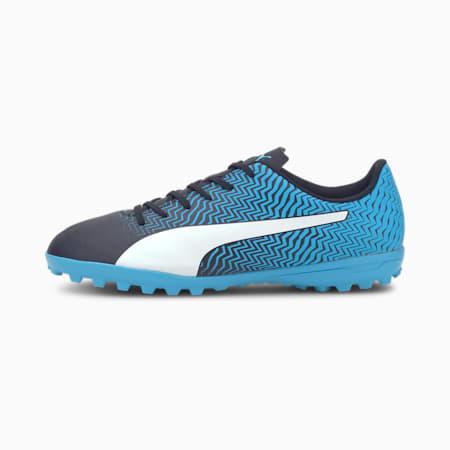 ラピド II TT サッカー ターフトレーニング, Luminous Blue-Black-White, small-JPN