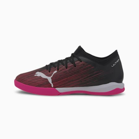 Męskie buty piłkarskie ULTRA 3.1 IT, Puma Black-Luminous Pink, small