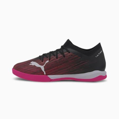 ULTRA 3.1 IT voetbalschoenen voor heren, Puma Black-Luminous Pink, small