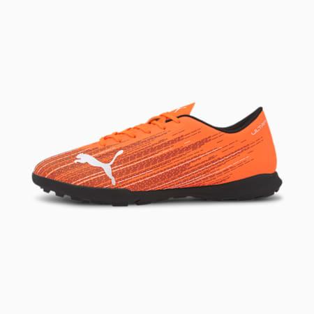 ウルトラ 4.1 TT サッカー トレーニング シューズ, Shocking Orange-Puma Black, small-JPN