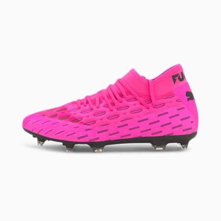 Future 6.2 NETFIT Evo FG/AG Football Boots, Luminous Pink-Puma Black, small