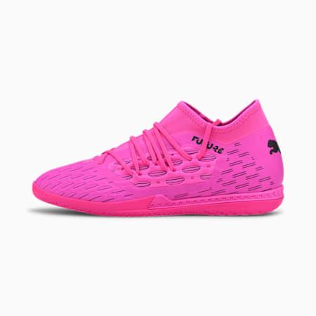 Future 6.3 NETFIT IT Men's Football Boots, Luminous Pink-Puma Black, small