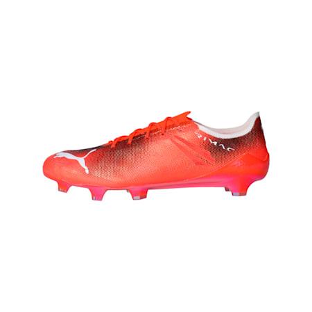 PUMA x RIMAC ULTRA SL FG Men's Football Boots, Red Blast-Black-White, small