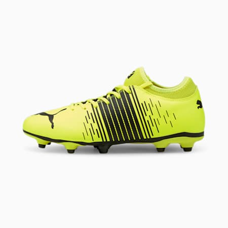 FUTURE Z 4.1 FG/AG Men's Football Boots, Yellow Alert- Black- White, small-GBR