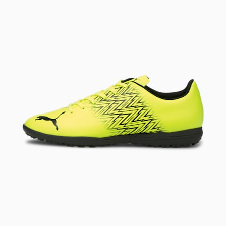 TACTO TT Men's Football Boots, Yellow Alert-Puma Black, small-IND