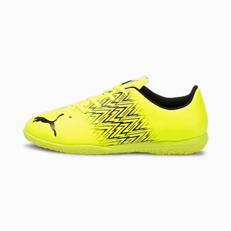 Souliers de soccerTactoIT, enfant, Alerte jaune-Noir Puma, petit
