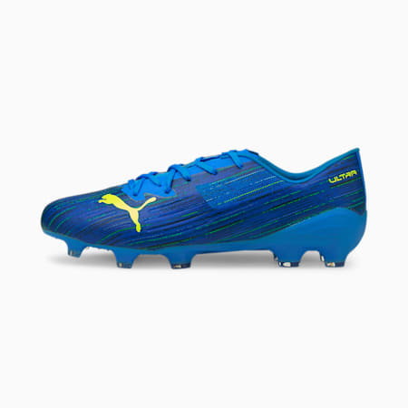 ULTRA 2.2 FG/AG Men's Football Boots, Nrgy Blue-Yellow Alert, small-GBR