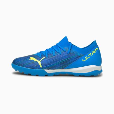 ULTRA 3.2 TT Men's Soccer Shoes, Nrgy Blue-Yellow Alert, small