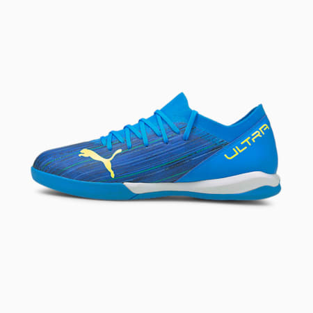 ULTRA 3.2 IT Men's Soccer Shoes, Nrgy Blue-Yellow Alert, small