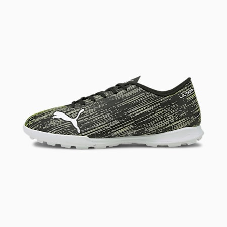 ULTRA 4.2 TT Men's Football Boots, Black-White-Yellow Alert, small