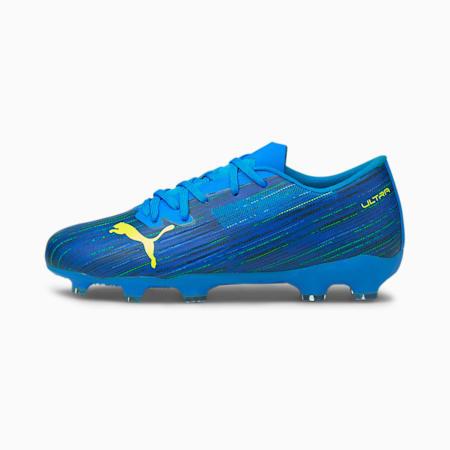 ULTRA 2.2 FG/AG Soccer Cleats JR, Nrgy Blue-Yellow Alert, small