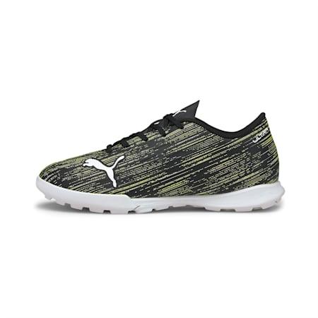 ULTRA 4.2 TT Soccer Shoes JR, Black-White-Yellow Alert, small