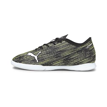 Zapatos de fútbolULTRA4.2ITJR, Negro-Blanco-Yellow Alert, pequeño