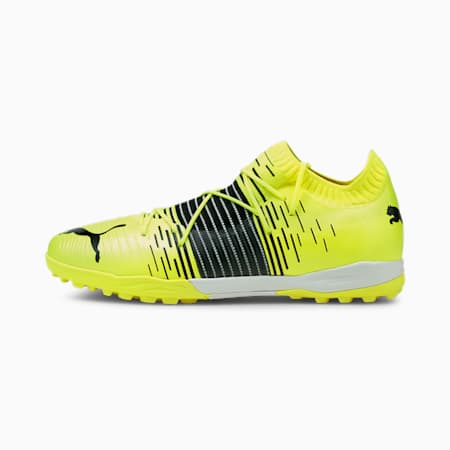 Chaussures de football FUTURE Z 1.1 Pro Cage homme, Yellow Alert-Black-White, small