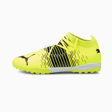 Męskie buty piłkarskie FUTURE Z 3.1 TT, Yellow Alert- Black- White, small