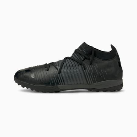 Botas de fútbol para hombre FUTURE Z 3.1 TT, Puma Black-Asphalt, small
