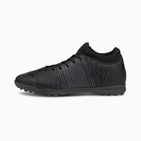 Botas de fútbol para hombre FUTURE Z 4.1 TT, Puma Black-Asphalt, small