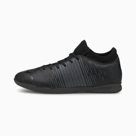 Męskie buty piłkarskie FUTURE Z 4.1 IT, Puma Black-Asphalt, small