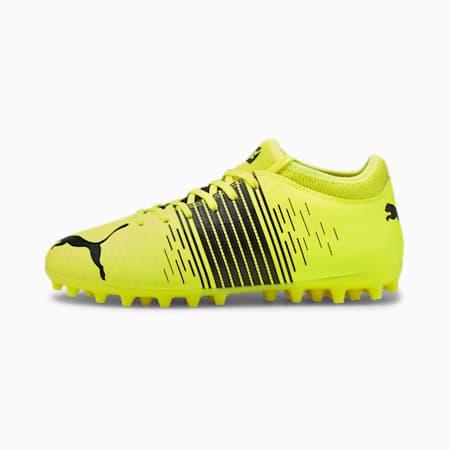 FUTURE Z 4.1 MG Jugend Fußballschuhe, Yellow Alert- Black- White, small
