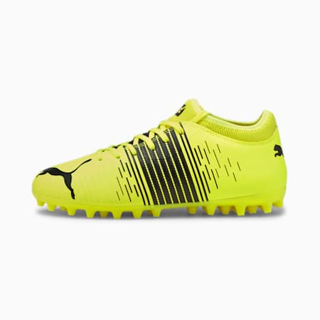 FUTURE Z 4.1 MG Youth Football Boots, Yellow Alert- Black- White, small