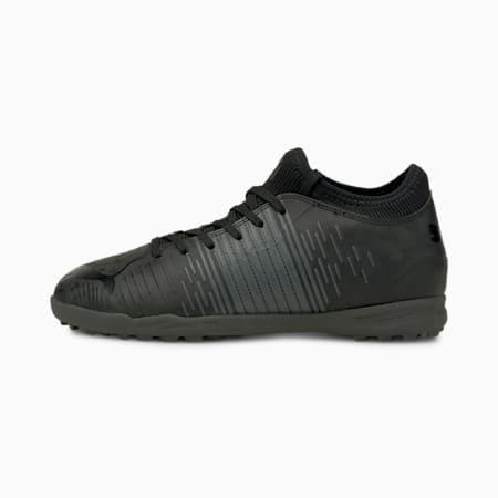 Chaussures de football FUTURE 4.1 TT enfant et adolescent, Puma Black-Asphalt, small