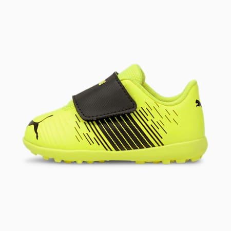 Botas de fútbol para bebés FUTURE Z 4.1 TT, Yellow Alert- Black- White, small