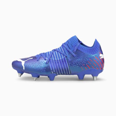 Future Z 1.2 MxSG Men's Football Boots, Bluemazing-Sunblaze-Surf The Web, small