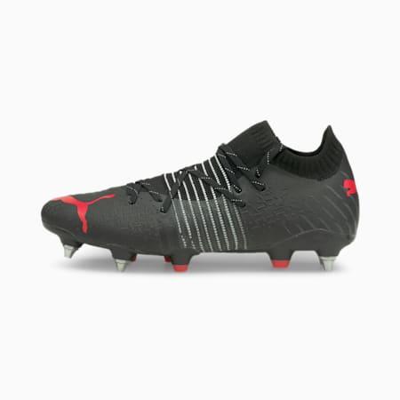 Future Z 1.2 MxSG Men's Football Boots, Puma Black-Sunblaze, small-GBR