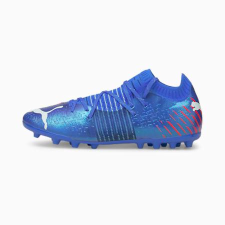 Future Z 1.2 MG Men's Football Boots, Bluemazing-Sunblaze-Surf The Web, small