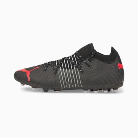 Future Z 1.2 MG Men's Football Boots, Puma Black-Sunblaze, small
