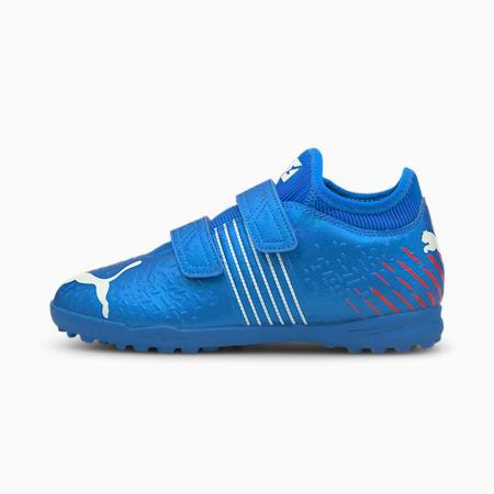 Future Z 4.2 TT Youth Football Boots, Bluemazing-Sunblaze-Surf The Web, small
