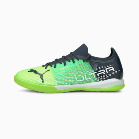 ULTRA 3.3 IT Herren Fußballschuhe, Green Glare-Elektro Aqua-Spellbound, small