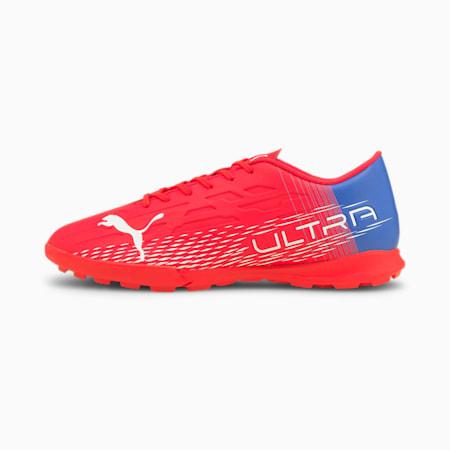 Męskie buty piłkarskie ULTRA 4.3 TT, Sunblaze-Puma White-Bluemazing, small