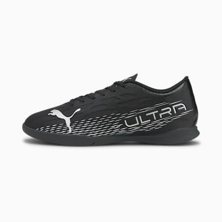 Botas de fútbol para hombre ULTRA 4.3 IT, Puma Black-Puma Silver-Asphalt, small