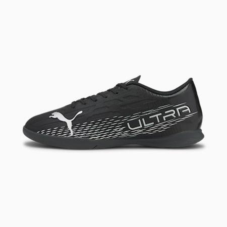 Scarpe da calcio ULTRA 4.3 IT uomo, Puma Black-Puma Silver-Asphalt, small