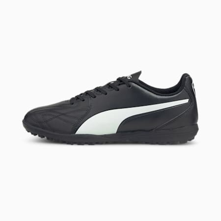 King Hero 21 TT Football Boots, Puma Black-Puma White, small