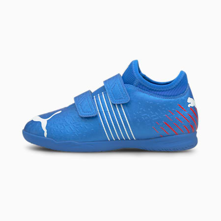 Future Z 4.2 IT V Youth Football Boots, Bluemazing-Sunblaze-Surf The Web, small-GBR