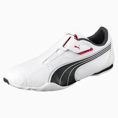 Zapatos Redon Move para hombre, blanco-negro-ribbon red-puma silver-dark shadow, pequeño