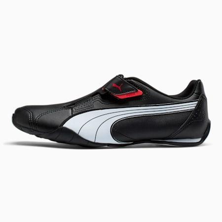 Zapatos Redon Move para hombre, black-white-high risk red, pequeño