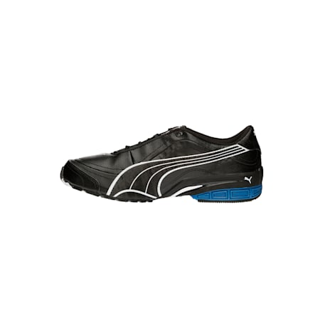 Tazon III DP Shoes, black-white-olympian blue, small-IND
