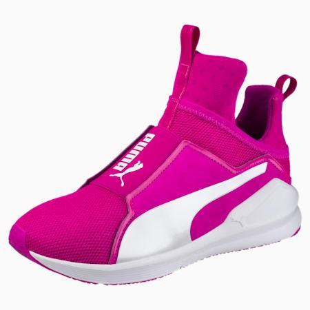 PUMA Fierce Core Training Shoes, ULTRA MAGENTA-Puma White, small-IND