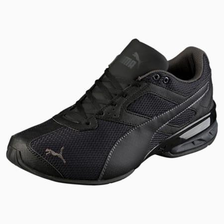 Basket Tazon 6 Mesh pour homme, Puma Black-Asphalt, small