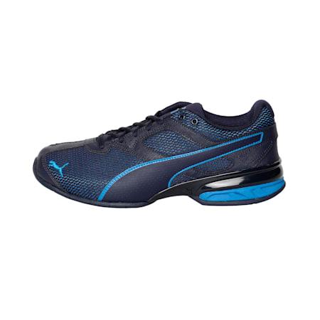 Tazon 6 Mesh Men's Shoes, Peacoat-Elec Blue Lemonade, small-IND