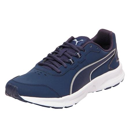 Descendant v4 SL Running Shoes, Peacoat-Puma Silver, small-IND