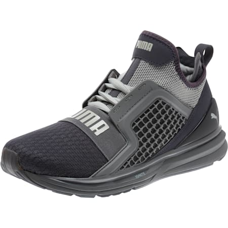 IGNITE Limitless Men's Running Shoes, Periscope-Gray Violet, small