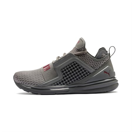 IGNITE Limitless Men's Running Shoes, CASTLEROCK-Rhubarb, small-IND