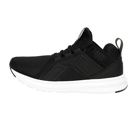 Enzo Women's Running Shoes, Puma Black, small-IND